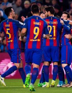 FC Barcelona - Eibar