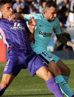 CD Leganés - FC Barcelona