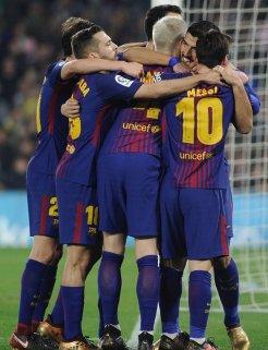 Real Betis - FC Barcelona
