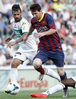 FC BARCELONA - ELCHE CF