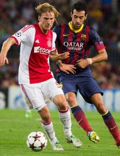 FC BARCELONA - AJAX AMSTERDAM