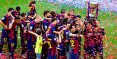 la liga zostava sezony barcelona