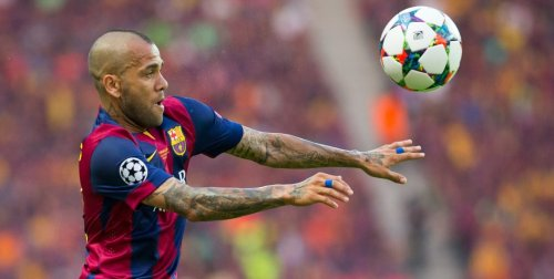 Bomba z Barcelony: Alves 2017!!