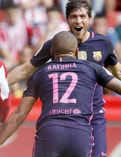 Sporting Gijón - FC Barcelona