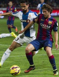 FC Barcelona - RCD Espanyol Barcelona
