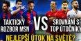 messi suarez neymar lukas praza fotbal netradicne takticka analyza video