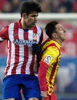 ATLÉTICO MADRID - FC BARCELONA