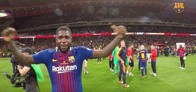 VIDEO DŇA: Oslavy Copa del Rey z pohľadu hráčov!