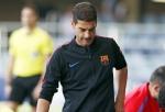 Gerard López skončil na lavičke Barcelony B