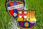 Gólové momenty: Levante 5 - 4 FC Barcelona