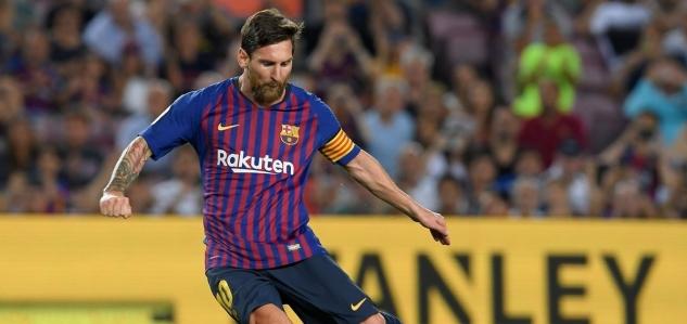 3de414358be46 V prvom kole španielskej La Ligy Santander sa futbalisti FC Barcelona  stretli s Deportivom Alavés, ktoré na Camp Nou zdolali výsledkom 3:0.