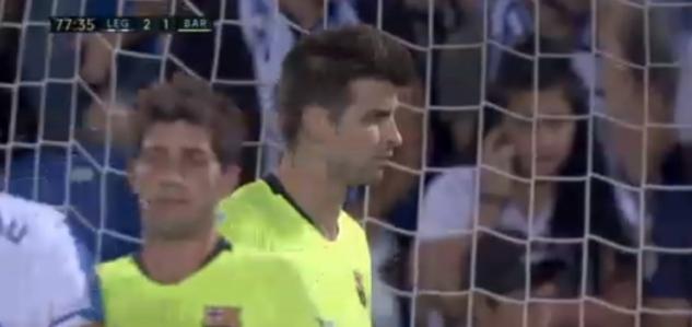 896748f845cc3 Stará futbalová pravda - lopta je guľatá, vyhrať môže každý - platí aj pre  duel Leganes s Barcelonou. Zápas dvoch polčasov. Aj takto by sa tento stret  dal ...