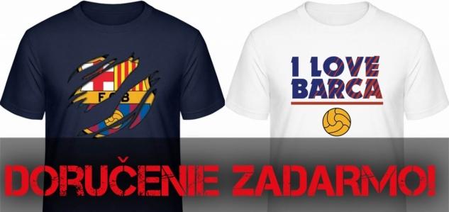 cb8b02799fe4 ... nedávno do fanshopu pribudli nové štýlové tričká Blaugranas a máme  veľkú radosť z toho