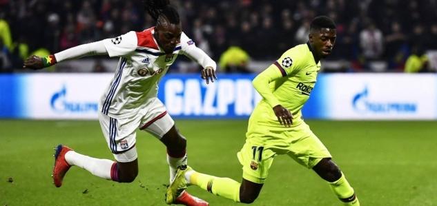 afc7af087f758 FC Barcelona v prvom zápase osemfinále Ligy Majstrov na pôde Olympique Lyon  uhrala len bezgólovú remízu a tak je otázka postupu do ďalšej fázy úplne ...