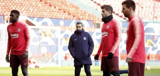 571e974ee297c Manchester United - Barcelona: Predpokladané zostavy | ForcaBarca.sk ...