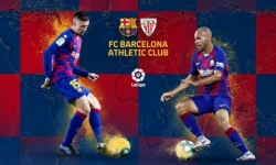 FC Barcelona - Athletic Club: Zostavy